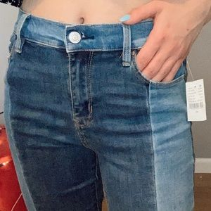 Two tone Pac Sun Jeans NWT